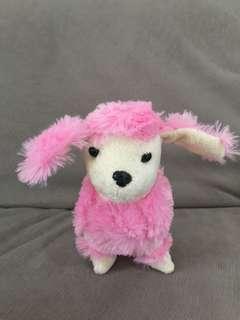 Boneka poodle (Size S)