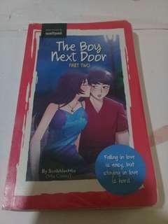 The Boy Next Door Part 2 by ScribblerMia