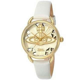 """VV163CMCM英國品牌手錶""""Vivienne Westwood""""兩年保養"""