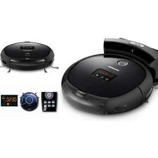 Samsung SR8750 Navibot vacuum cleaner robot with New Battery and new side brushes