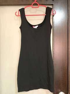 Supre bodycon dress Black size S