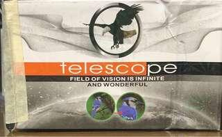 High quality telescope ( monoscope )