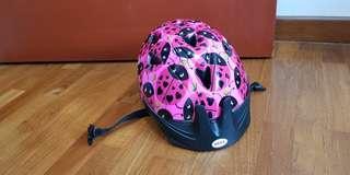 Preloved- bell helmet. Size in photo