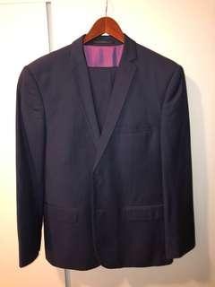 Nicole Miller Men's Suit
