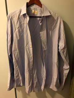 Custom men's shirt