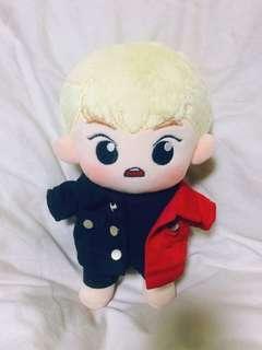 @yeoli_mini EXO Xiumin Doll