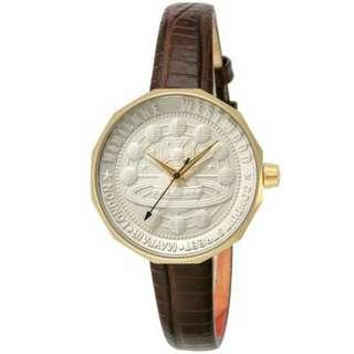 "VV171GDBR英國品牌手錶""Vivienne Westwood""兩年保養"