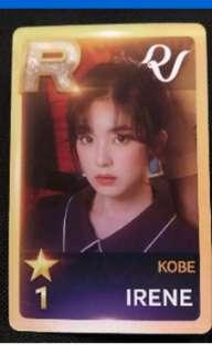 LF/WTB red velvet Irene Redmare Japan