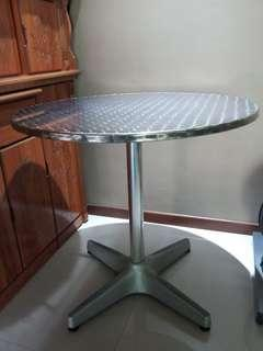 Coffee Table _ Stainless steel