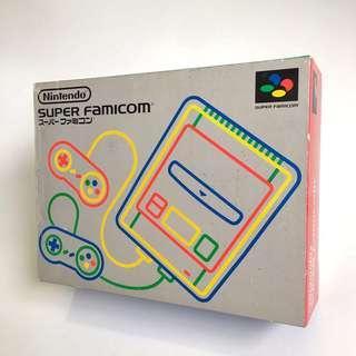 Super Famicom console
