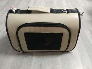 Brand New Pet Carrier / Dog Bag @ $40 only!!! - 43 x 24 x 27 cm