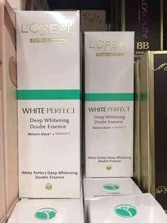 L'oreal Paris Dermo-Expertise White Perfect Deep Whitening Double Essence