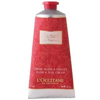 L'occitane Roses  Hand Cream