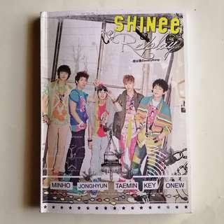 SHINee 1st Japanese Single REPLAY