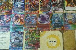 Cheap Cards Buddyfight Clearance Sales!!!