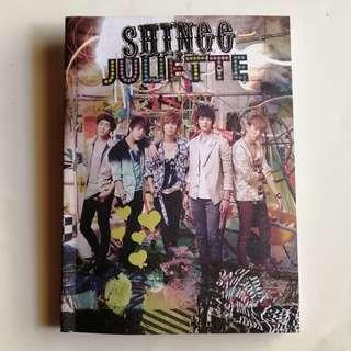 SHINee 2nd Japanese Single Juliette