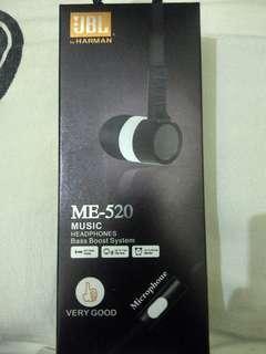 Earphone A200 branded