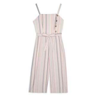 PRIMARK multi striped jumpsuit