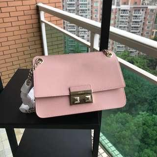 Furla Nude Pink Shoulder Bag / Crossbody