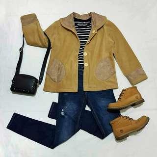 ☇LP☇Reversible Teddy Bear Jacket
