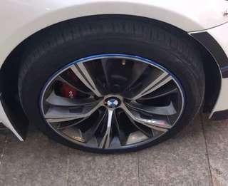 電鍍藍色汽車車軨防撞邊 車軨防刮邊