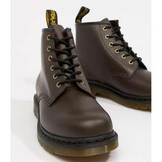 🚚 2019 Sale!!! Dr Martens 101 6-eye boots in chocolate