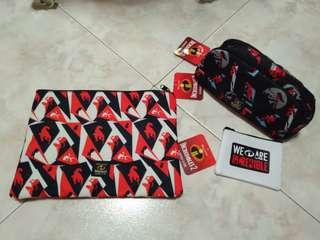 Incredibles 2 bags (3 in 1)