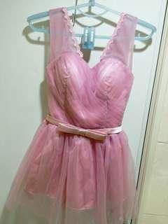 🚚 短版小禮服