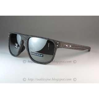 99ba5248be Oakley Round Holbrook Asian Fit woodgrain + prizm black iridium oo9379-0555 sunglass  shades