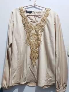 Shopatvelvet Embroidery/Bordir Dress