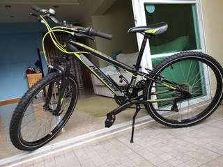 24 inch Hardtail MTB for sale.