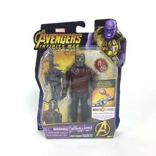 Hasbro Starlord Action figure