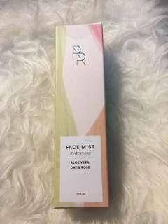 Rollover Reaction Face Mist