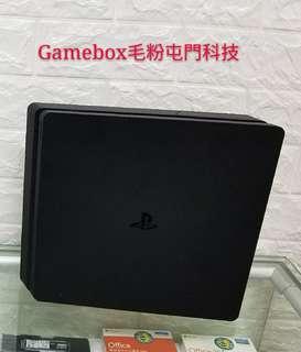 9成5新二手PS4 Slim 1TB .配件全齊,100% Work .