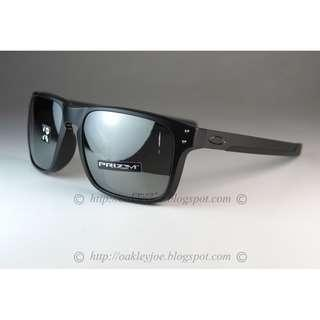 5bd6309840 Oakley Mix Holbrook Asian Fit matte black + black iridium polarized  OO9385-0657 sunglass shades