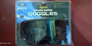 Radium DELUXE riding goggles