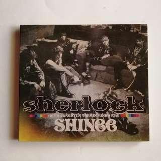 SHINee Sherlock Japanese Single