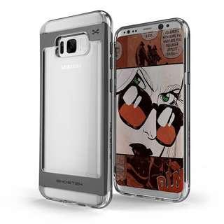 🚚 🍊CNY SALE🍊 Ghostek Galaxy S8/ S8 + [Cloak 2] [Black]🍊🍊
