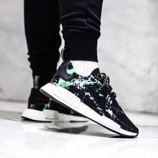 NMD R1 PK Marble Green