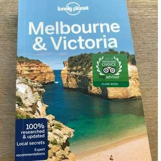 Lonely Planet Melbourne and Victoria (9th Edition)