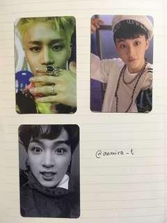WTT nct official photocards