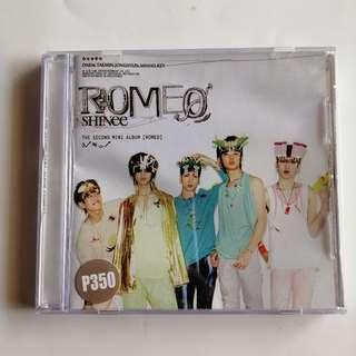SHINee 2nd Mini Album ROMEO