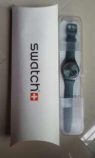 Ash green Swatch suog709 watch