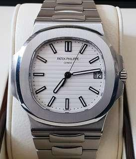 Patek Philippe 5711 1A-011 White dial