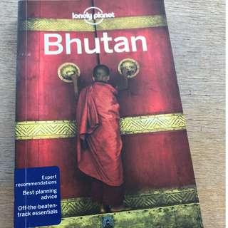 Lonely Planet Bhutan (5th Edition)