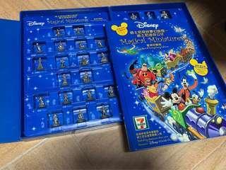 迪士尼迷你公仔 香港珍藏版