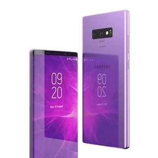 🚚 Brand new sealed Samsung Note9 128GB Purple