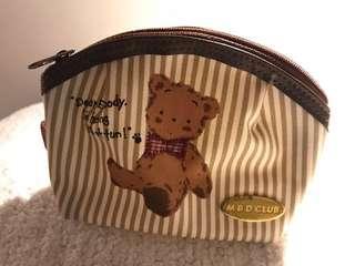 Vintage mr bear's bear dream 袋