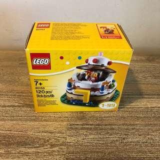 MISB Lego 40153 Birthday Table Decoration