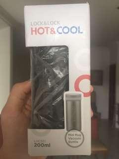 (NEW) Botol Minum Lock&Lock Hot&Cool